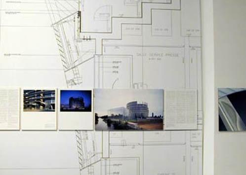La Galerie d'architecture, Paris
